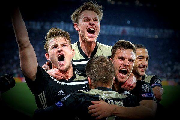 Ajax Ascending