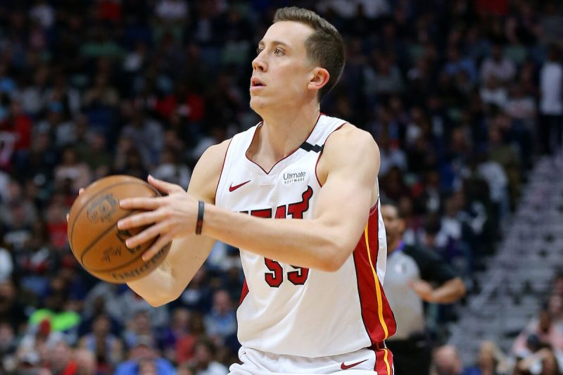 Heat Check: Duncan Robinson's Journey From 3