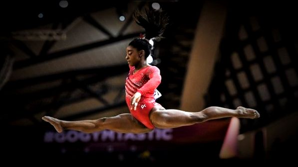The Gymnast of a Generation