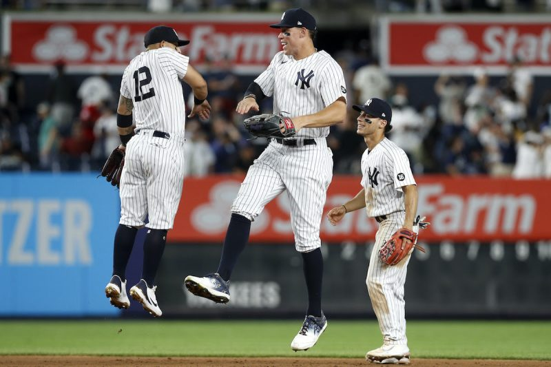 Yankees Win 7th for No. 70