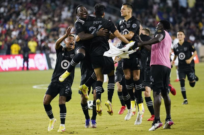 Pepi's PK Wins MLS All-Star Game