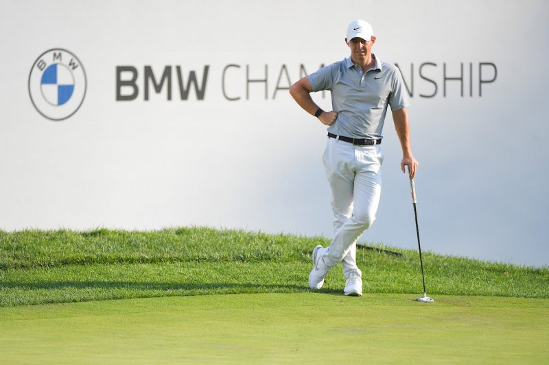 Rory Returns to Form at BMW
