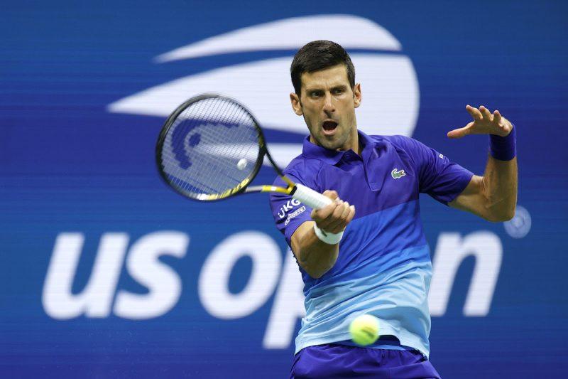 Djokovic Begins Calendar Slam Quest