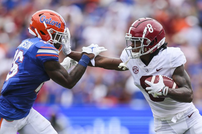Bama Survives the Swamp