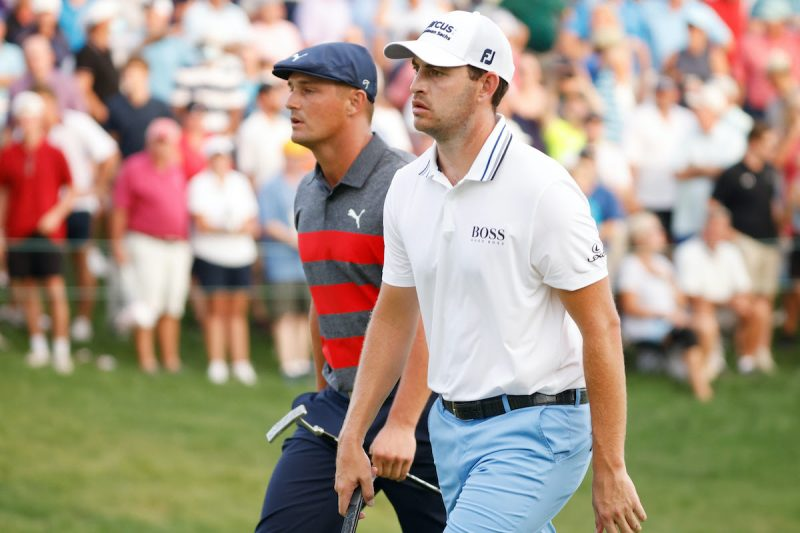 Cantlay Captures Epic BMW Playoff