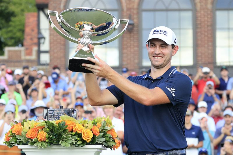 Cantlay Claims the Tour Championship