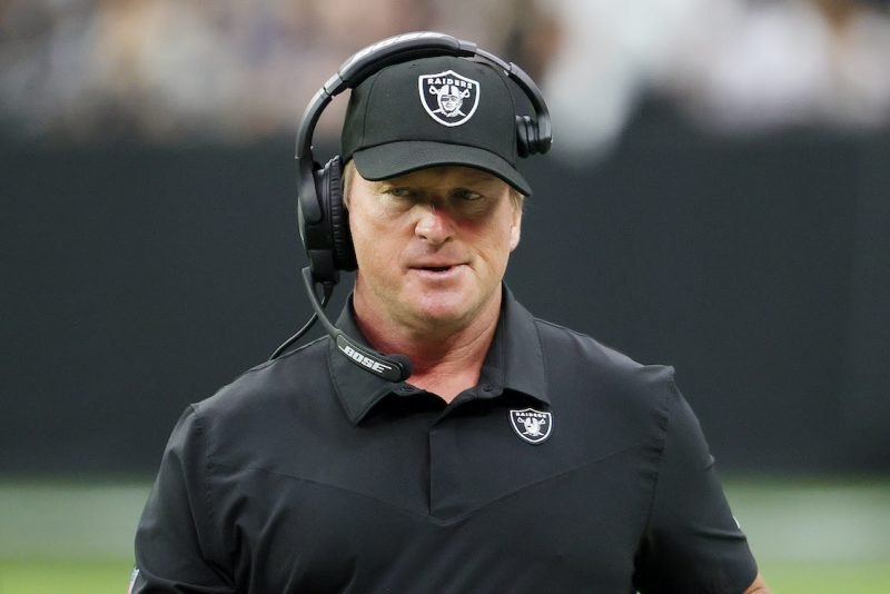NFL Storylines: Gruden's Resignation